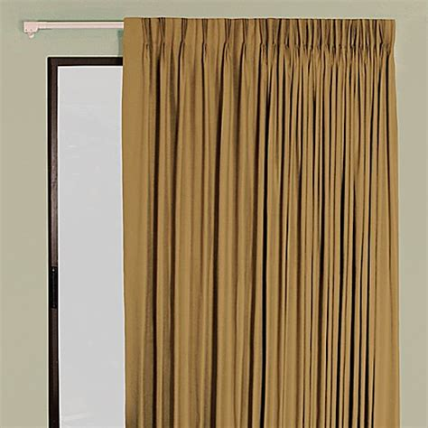 pinch pleat draw drapes royale pinch pleat one way draw 100 quot w x 84 quot l window