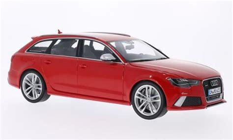 Audi Rs6 Rot by Audi Rs6 Avant Rot Minichs Modellauto 1 18 Kaufen