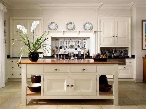 freestanding kitchen ideas free standing kitchen island