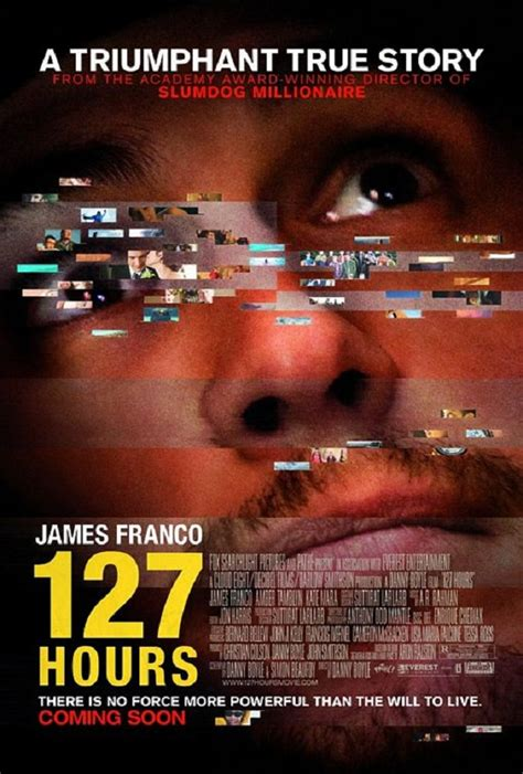 film up hours danny boyle s 127 hours round up new poster clips