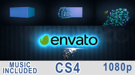 intro templates for after effects cs4 glow intro logo stings after effects templates f5