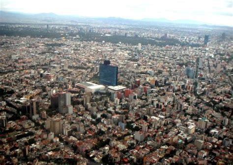 imagenes satelitales mas actualizadas la ciudad de m 233 xico la 4 170 m 225 s poblada del mundo confirma