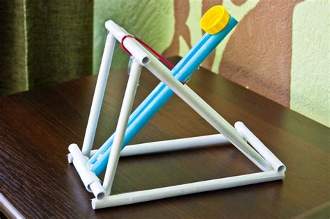 How To Make A Paper Slingshot That Shoots - how to make a paper catapult origami catapult versi on