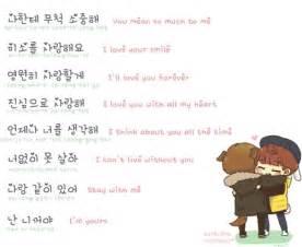 phrases korean things