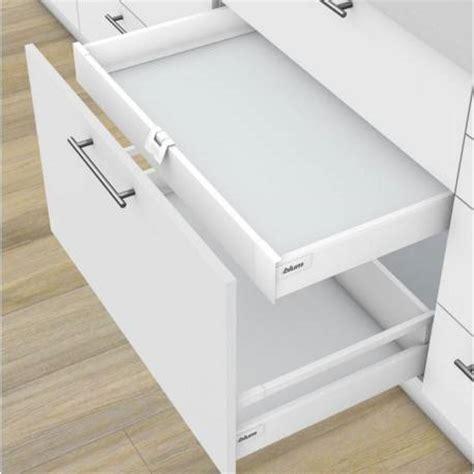 kit tiroir cuisine kit tiroir coulissant 224 l anglaise blum accessoires de cuisine