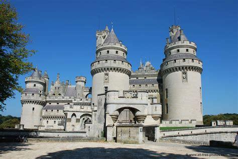 French Floor Plans foto castillo de pierrefonds francia