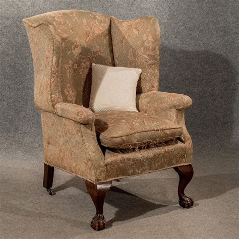 large wingback chair uk antique large wing armchair wingback fireside chair