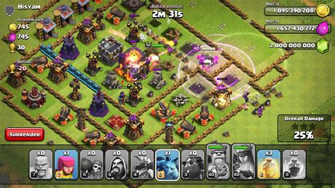 clash of clans hacked apk clash of clans unlimited mod hack v7 65 apk update hunters files