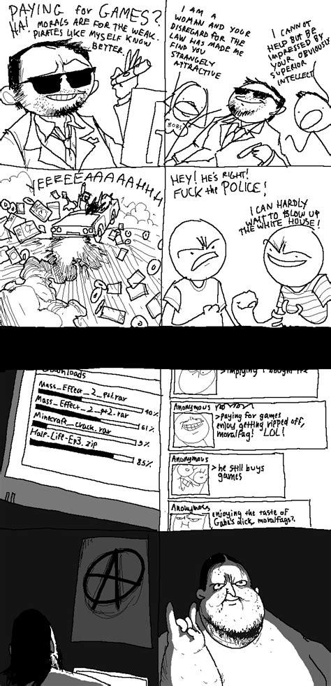 Anarchy   /v/   Know Your Meme Gta 5 Amanda Rule 34