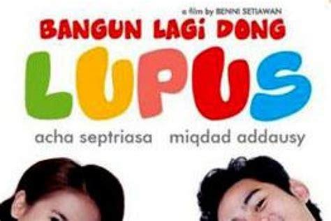 film layar lebar lupus dvd dan vcd bangun dong lupus kembalikan kejayaan lupus