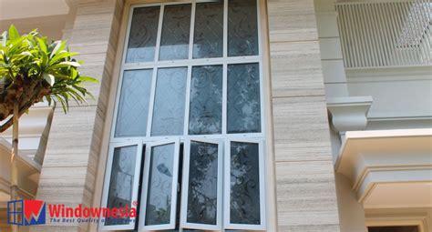 Kusen Upvc Kedap Suara harga jendela kaca mati upvc windownesia