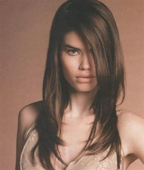 hairstyles for long hair fine long layered hairstyles for fine hair hair pinterest