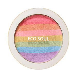 The Saem Eco Soul Contour Palette jolse korean cosmetics shop