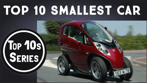 smallest cars top 10 smallest cars on sale in the world february 2015