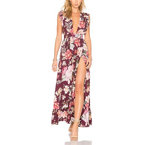 Sweet Floral Maxi Dress 10 best floral maxi dresses rank style