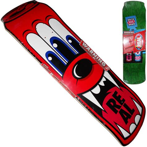 Real Greg Mike Tallboy Skateboard Deck Cruiser 8 65