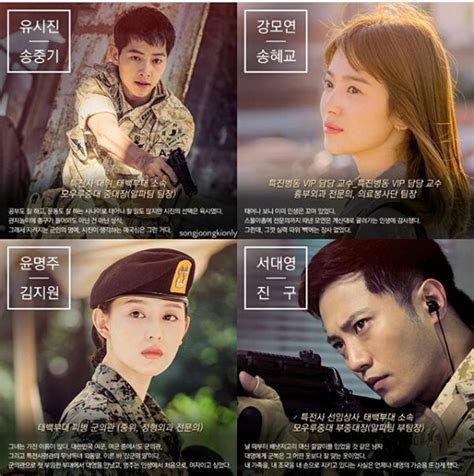 drama korea descendants of the sun baru sinopsis sinopsis sinopsis lengkap descendants of the sun episode 1 terakhir