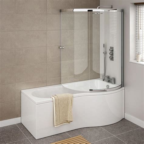 bath size shower enclosures cruze shower bath enclosure available from plumbing co uk