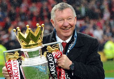 sir alex ferguson admits trying to influence referees during manchester united career goal