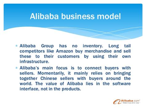 alibaba business model canvas alibaba one off experiences business model