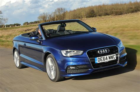 Review Audi A3 Cabriolet by Audi A3 Cabriolet Review 2017 Autocar