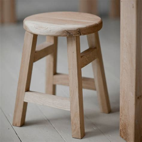 Small Stools by Small Oak Stool By All Things Brighton Beautiful