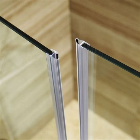 Shower Glass Door Seal Best 25 Frameless Glass Shower Doors Ideas On Pinterest Glass Shower Doors Glass Showers And