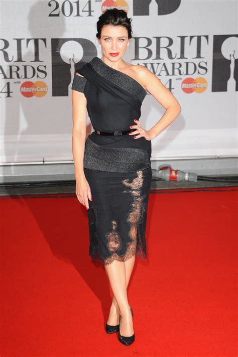 Catwalk To Carpet Danni Minogue by 2014 Brit Awards Pictures Popsugar