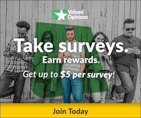 Best Paid Surveys For Money - get paid to take surveys surveys for money best sites