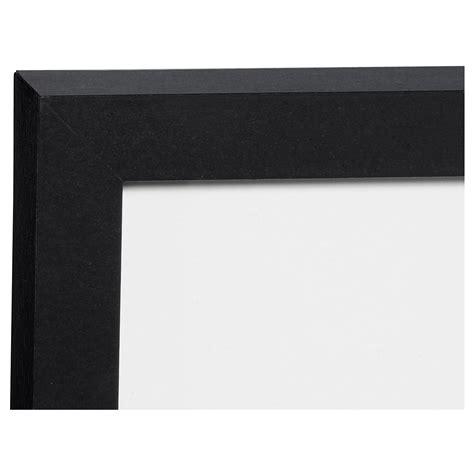 ribba frame black 61x91 cm ikea ribba frame black 30x40 cm ikea