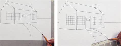 wie finanziere ich ein haus ein haus perspektivisch zeichnen mit fluchtpunkten und