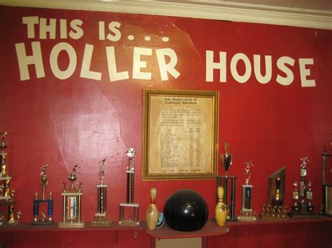 holler house taverns holler house has america s oldest bowling alleys 187 urban milwaukee