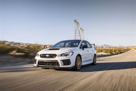 2019 Subaru Sti Ra by 2018 Subaru Wrx Sti Type Ra Drive Review A Lighter