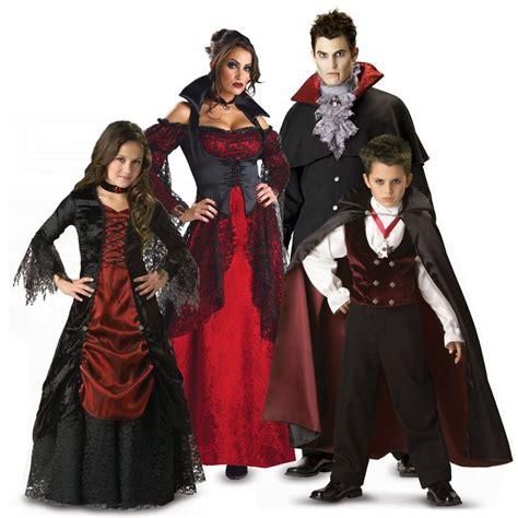 vampire family costumes  halloween costumes