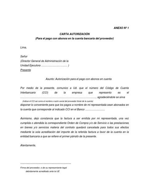 carta de cancelacion de materias uptc modelo de carta autorizacion pago