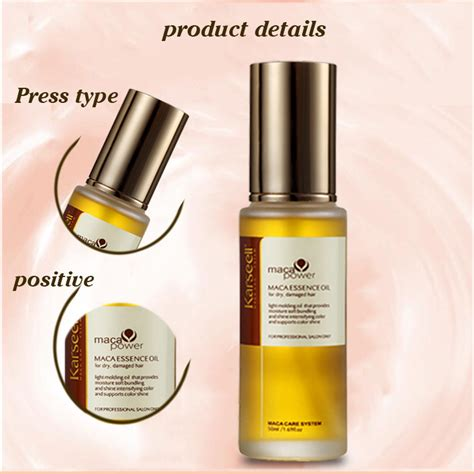 black label hair products manufacture rich nutrition protect black hair argan oil