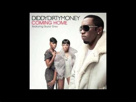 diddy money ft skylar grey coming home official