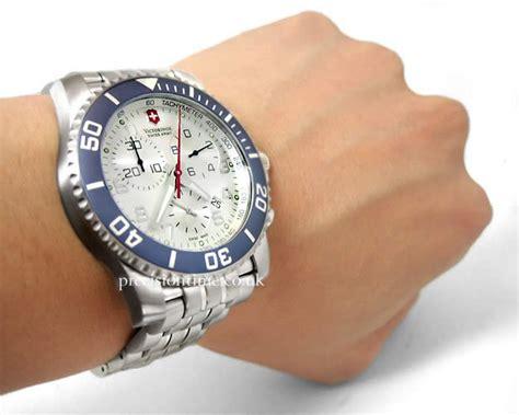 Swiss Army Doubletime Exclusive Silverwhite swiss army victorinox maverick ii chrono 241051 quartz blue new ebay