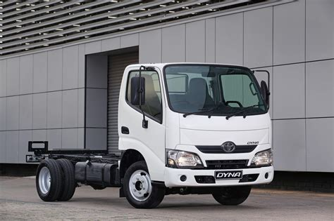 toyota dyna toyota dyna reclassified as a light commercial vehicle