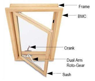 windows door how to move window wood and clad casemaster window components move to