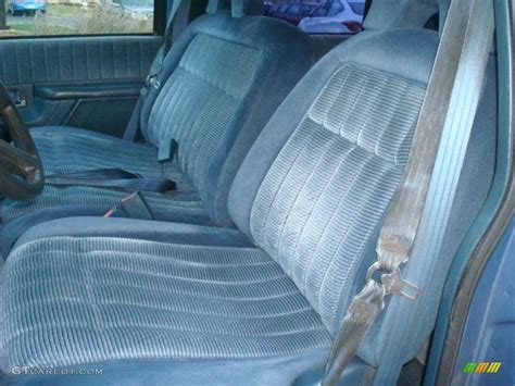 K1500 Interior by 1994 Chevrolet Suburban K1500 4x4 Interior Photo 41288073