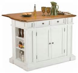 Kitchen Carts And Islands by Home Styles Kitchen Island In Rich Multi Step White