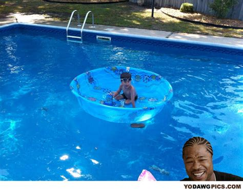 images of pools yo dawg pics pools