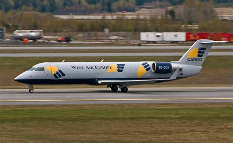 8 january west air sweden flight 294 a bombardier crj200 se dux crashed during a flight