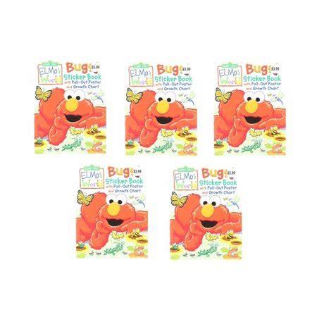 Elmo Stickers Walmart