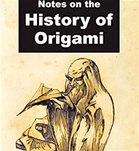 Brief History Of Origami - dateline bangkok notes on the history of origami