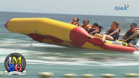 banana boat ride youtube bubble gang behind the scenes the flying banana boat