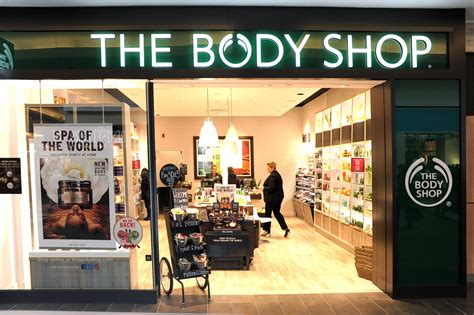 carlingwood the body shop