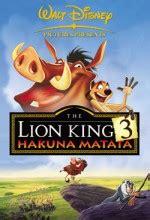 lion film izle aslan kral 3 the lion king 3 720p t 252 rk 231 e dublaj hd