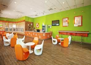 What is orange leaf a new frozen yogurt shop in indianapolis in